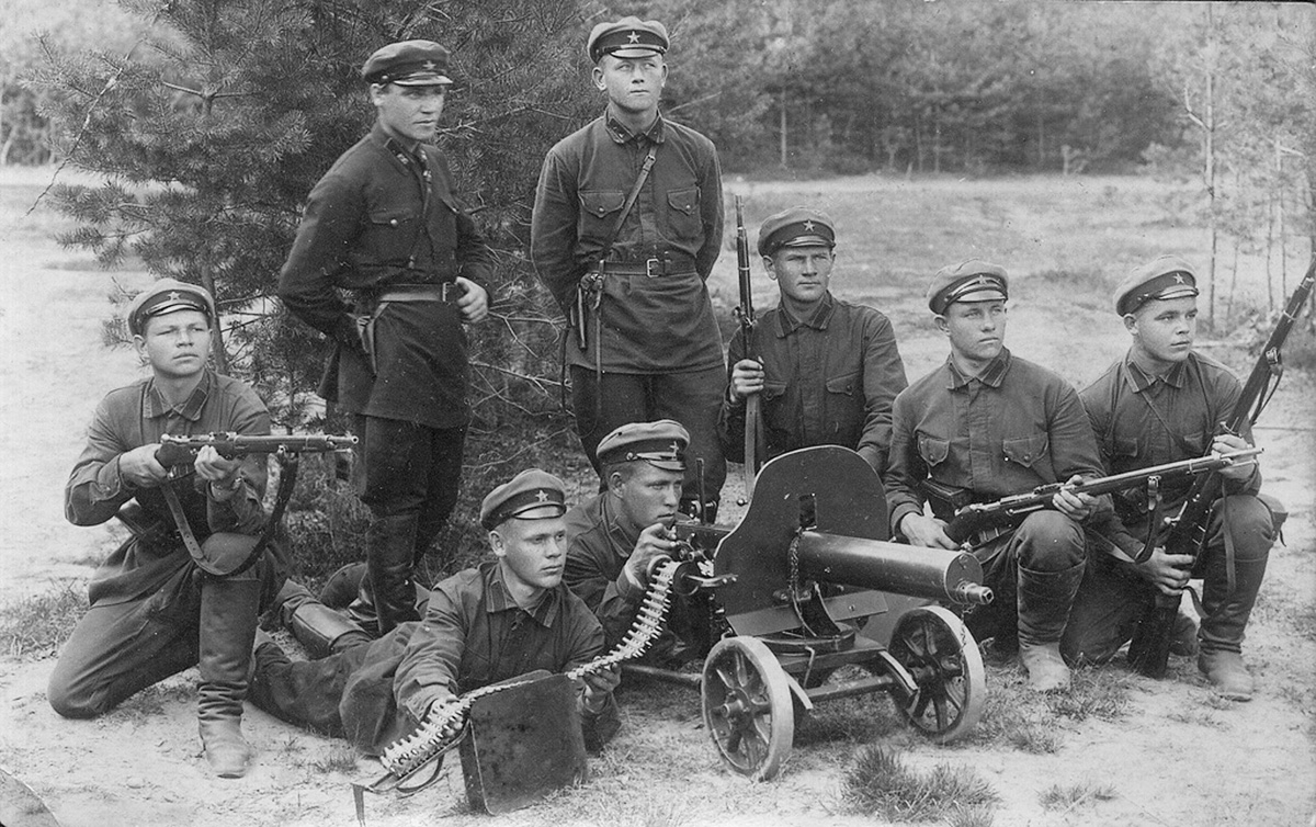 La creazione dell'Armata Rossa
