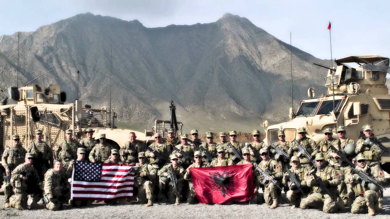 Forze armate dell'Albania