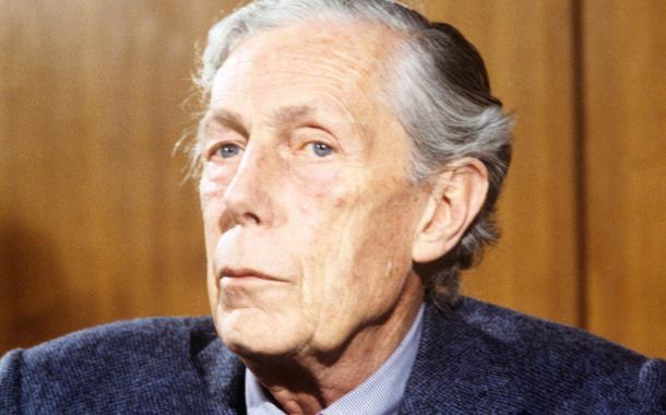 Anthony Blunt, cugino della regina britannica e spia al servizio del KGB