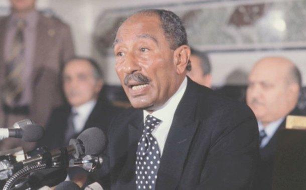 Sadat, il terzo presidente dell'Egitto