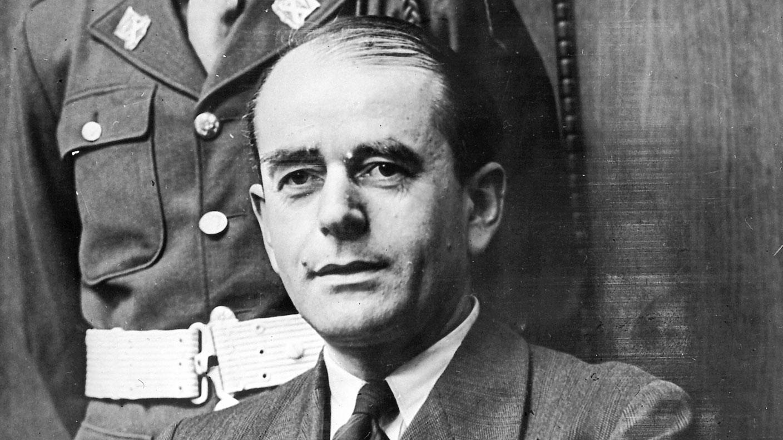 L'ipocrita architetto Albert Speer, ministro degli armamenti del Reich