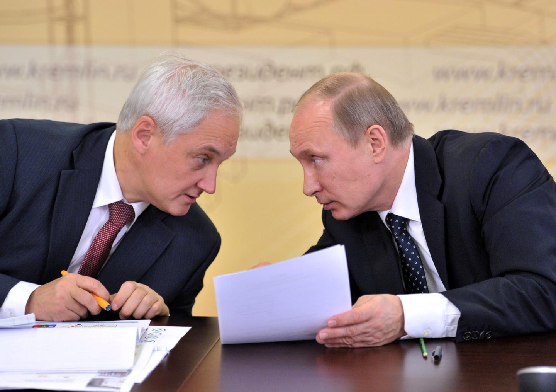 Andrej Removič Belousov, Vice Primo Ministro della Federazione Russa