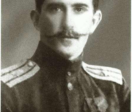 Il primo asso russo, Aleksandr Kazakov