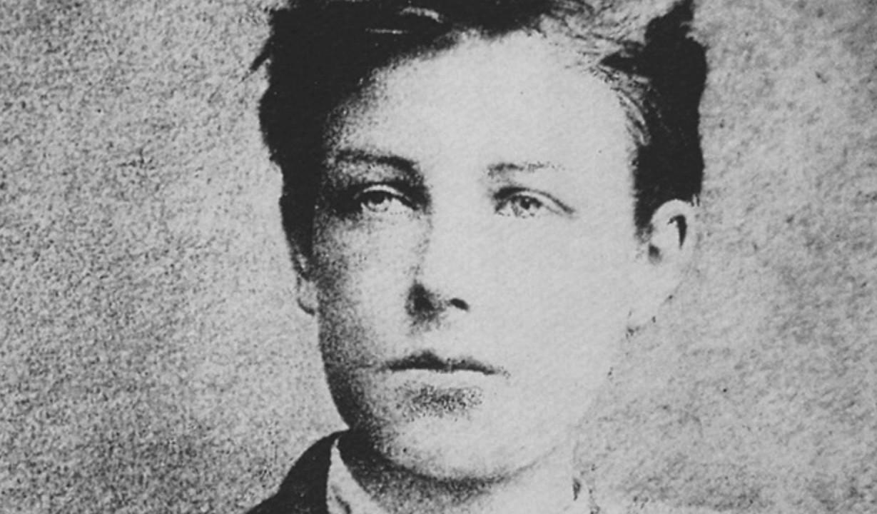 L'inquieto e sregolato poeta Arthur Rimbaud