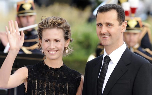 Grazie presidente Bashar al-Assad
