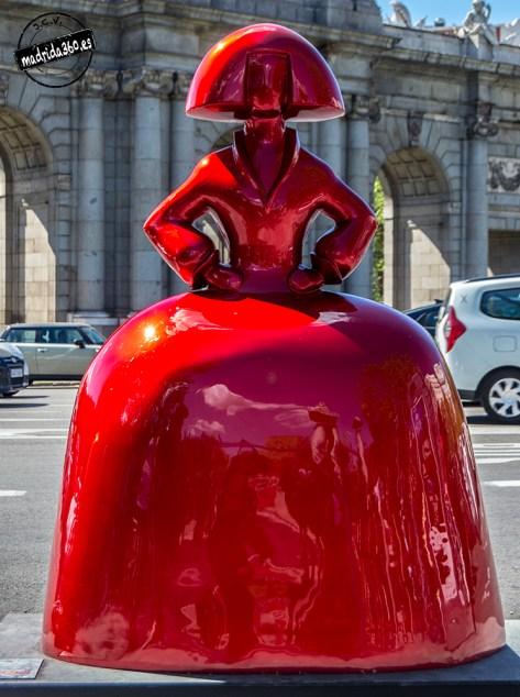 """""""Red mirror"""" Antonio Azzato"""