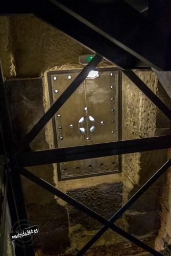 Interior del mirador