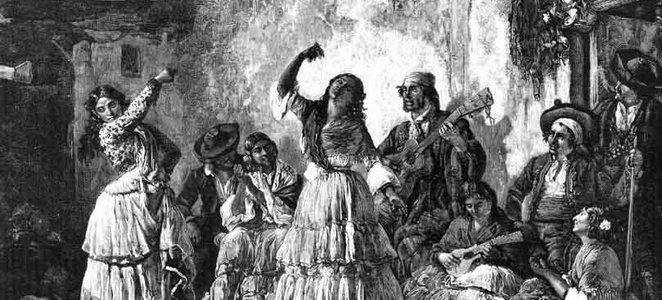 flamenco-v-minulosti