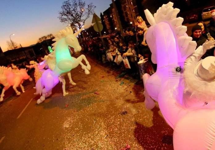 En fotos - Así fue la Cabalgata de Reyes de Las Rozas 2