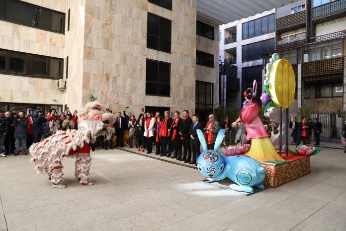 Así se celebra en Madrid el Año Nuevo Chino, el del cerdo 3