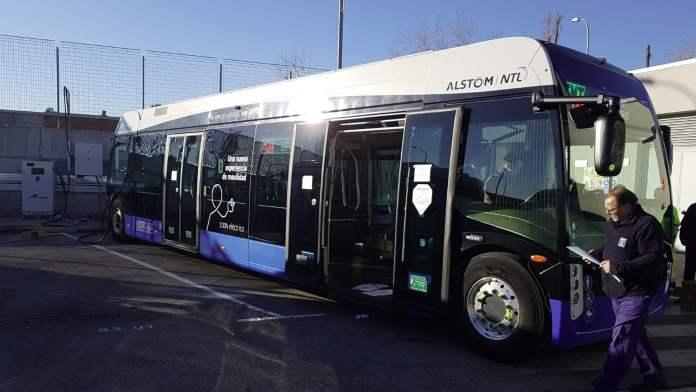 Así serán los futuros autobuses de la EMT: eléctricos, acristalados y espaciosos 1