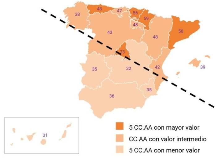 Madrid, la comunidad que mejor atrae y retiene talento de España 1