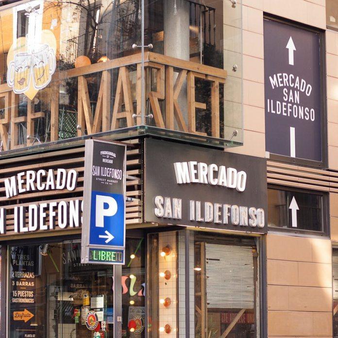 Mercado de San Idelfonso (Fuencarral)