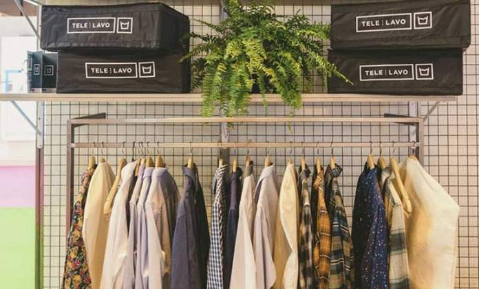 Olvidate de la colada con 'Tele Lavo', la lavandería a domicilio de Madrid 1