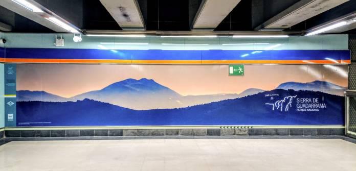 Una ruta por la Sierra de Guadarrama en la nueva estación de Arroyofresno 3