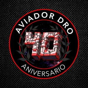 Logo Aviador Dro
