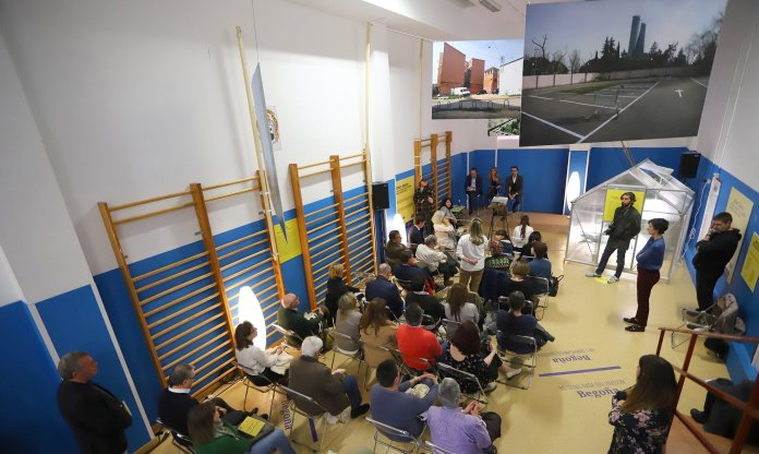 Begoña acoge la exposición 'Urban Seams: Costuras Urbanas en el entorno de Madrid Nuevo Norte' 1