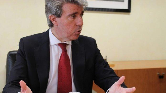 De Madrid a Bruselas y Estrasburgo: Ángel Garrido, en la lista electoral del PP al Parlamento Europeo 1