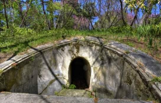 Búnker Parque El Capricho: un rincón secreto de Madrid 1