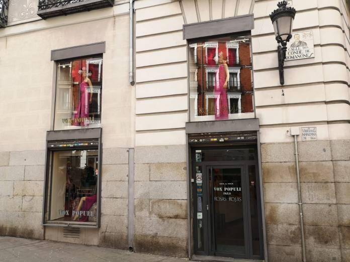 Tirso de Molina, el epicentro del comercio mayorista de moda en España 1