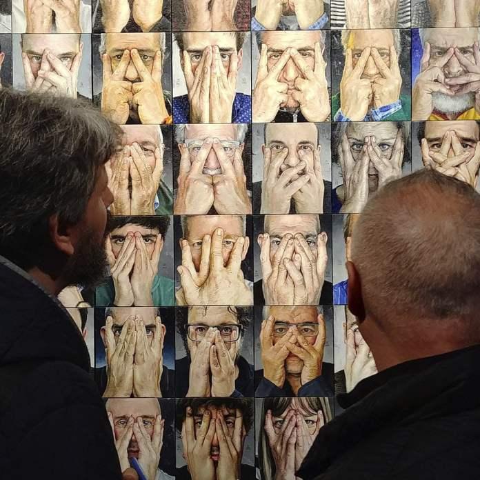 #MeGustaMuseoLazaro sesenta piezas a pincel de Roberto González 1
