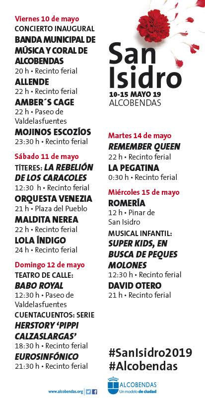San Isidro Labrador se celebra en Madrid... ¡y en Alcobendas! 1