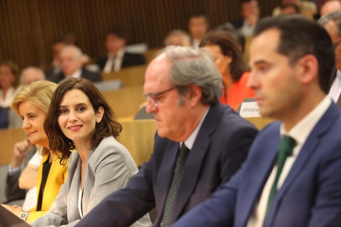 En 'DIRECTO' pactos en Madrid: todas las noticias 13