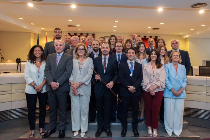 Álvarez Ustarroz, nuevo alcalde de Majadahonda con el apoyo de Vox 2