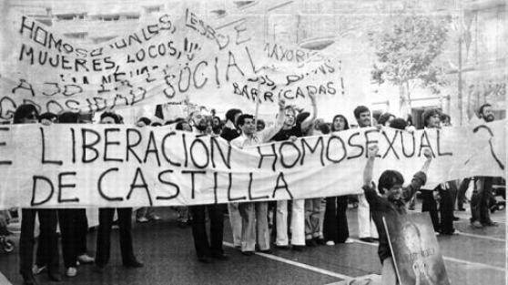Historia de reivindicación: 41 años de Orgullo en Madrid 1