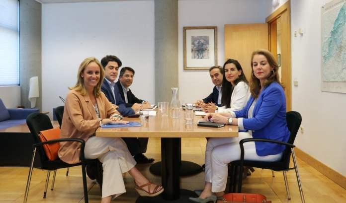 En 'DIRECTO' pactos en Madrid: todas las noticias 20