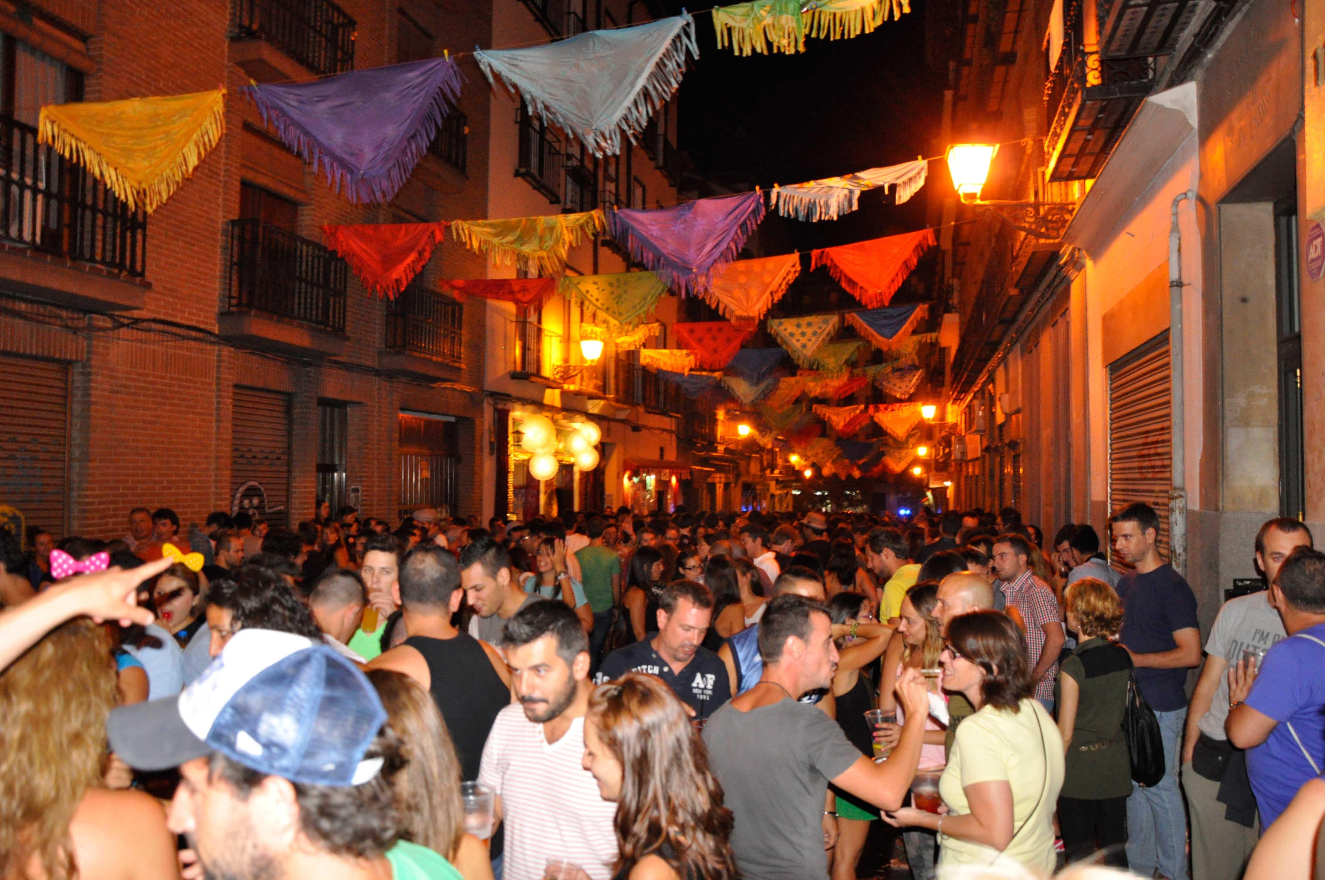 Fiestas Y Verbenas En Madrid 2019 Barrios Y Ditritos
