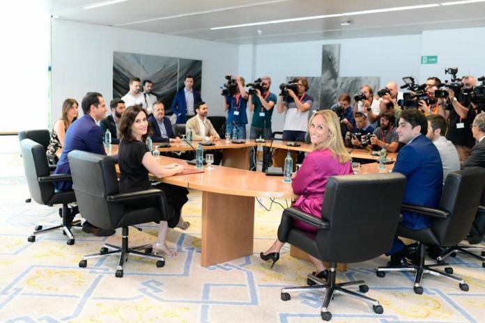 En 'DIRECTO' pactos en Madrid: todas las noticias 6