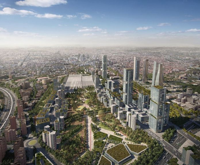 Madrid Nuevo Norte, piedra angular de la recuperación económica en España 3