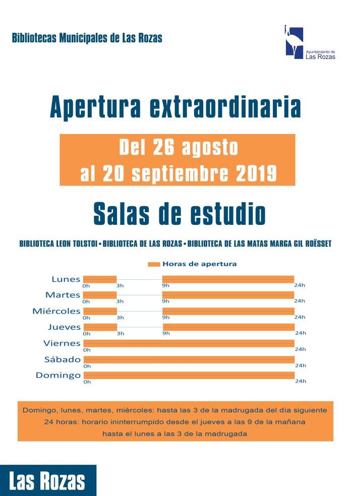 bibliotecas Las Rozas