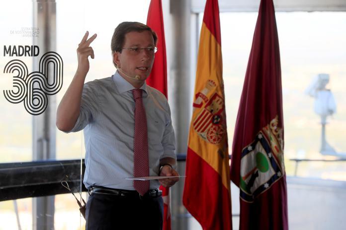 El Ayuntamiento enciende las pantallas de Madrid Central: ubicación y parkings 1
