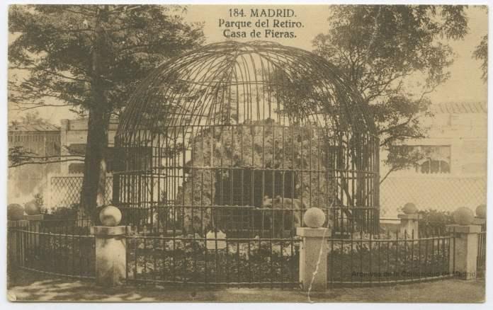 La Casa de Fieras. Un zoo en el centro de Madrid 1