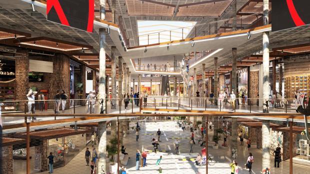 X-Madrid: un nuevo concepto de 'retail' aterriza en Alcorcón 2