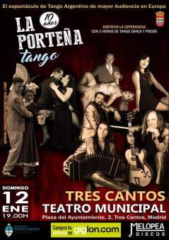 Teatro, tango y coro en los Domingos musicales 'de lo clásico'... Llega el fin de semana cultural en Tres Cantos 2