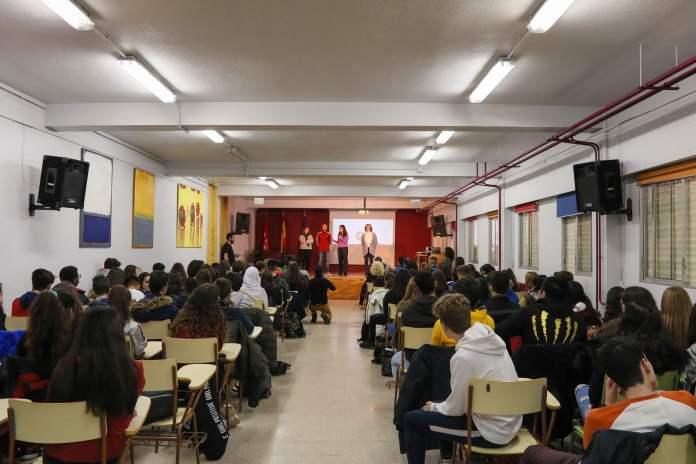 Getafe lanza un videoclip contra el acoso escolar 2