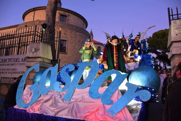 En imágenes | Sus Majestades Los Reyes Magos llegaron a Villaviciosa de Odón con una gran comitiva real 7