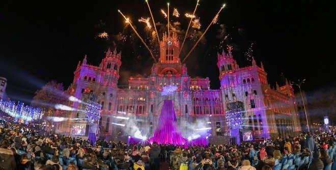 Madrid ya tiene plan para las campanadas y las cabalgatas 1