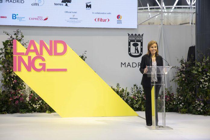 """Almudema Maíllo: """"Madrid lidera un turismo sostenible y de calidad"""" 1"""
