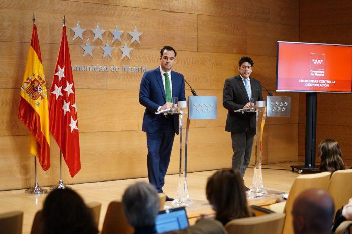 Cien medidas para revitalizar los pequeños municipios de Madrid: más que fibra óptica 1