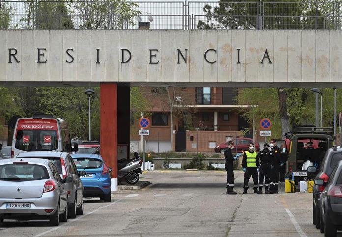"""La Comunidad de Madrid activa un plan de choque """"urgente"""" en las residencias de mayores 3"""