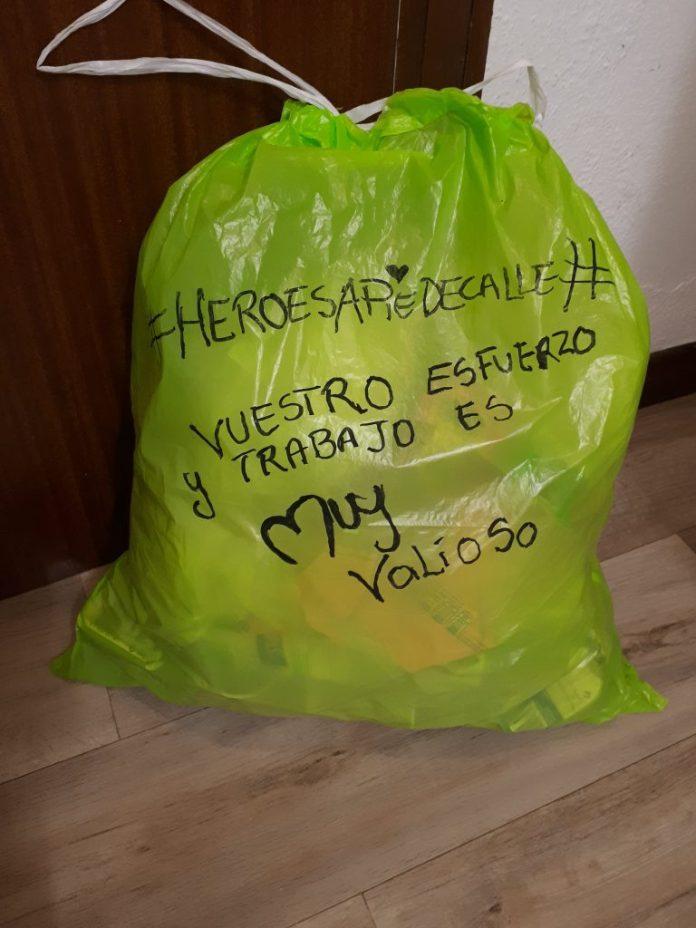 Los #HéroesAPieDeCalle a los que Ecoembes rinde homenaje 1