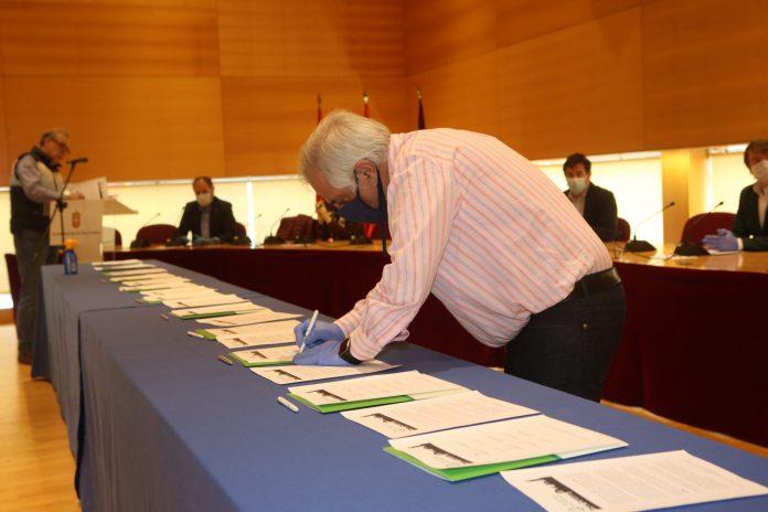 El Pacto por el Impulso de Tres Cantos destina 1,6 millones de euros a paliar los efectos del coronavirus 10