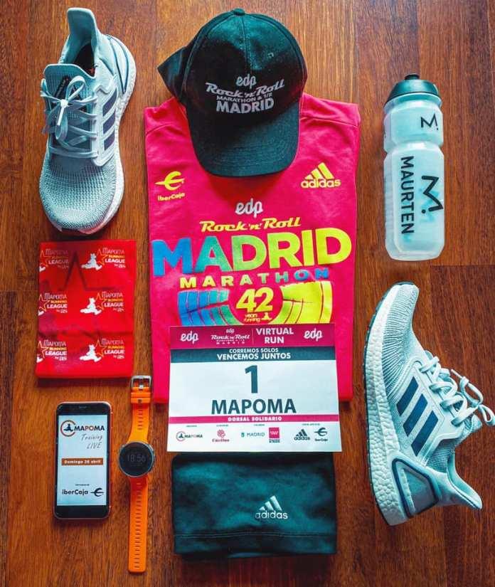 El maratón de Madrid cambia de escenario: cómo participar 1