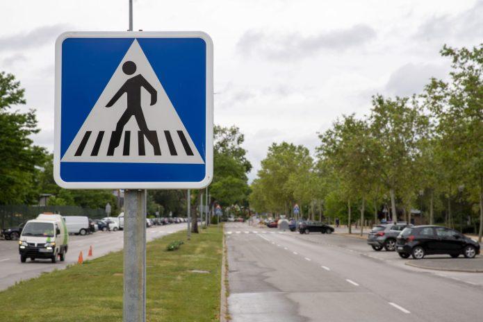 Las Rozas peatonaliza 4 km de calles para facilitar el distanciamiento social 1