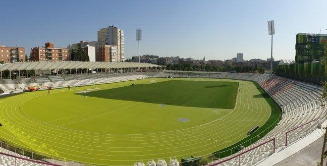 Los polideportivos al aire libre abrirán el 1 de junio 1