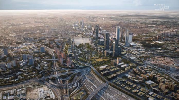 Una capital 'smart city' de la mano de Madrid Nuevo Norte 3